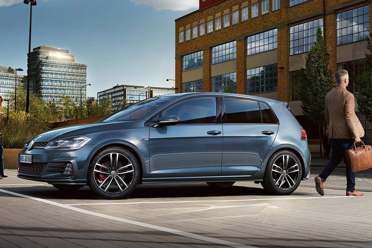 VW Golf GTD | Maschek Automobile