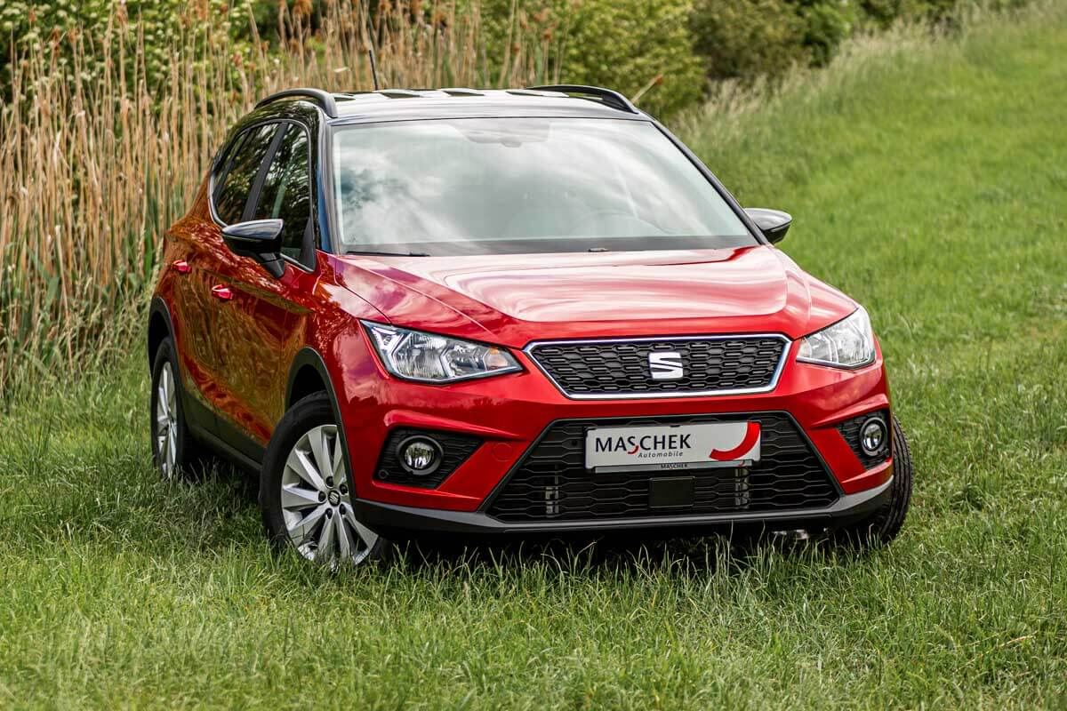 Seat Arona | Maschek Automobile GmbH & Co. KG