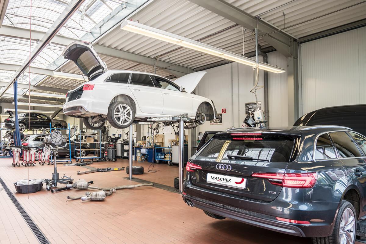 Abschleppservice | Maschek Automobile